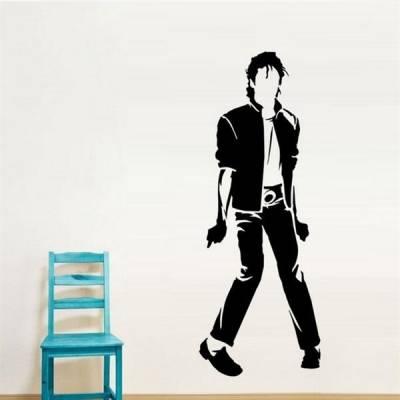 Adesivo de Parede Michael Jackson 1
