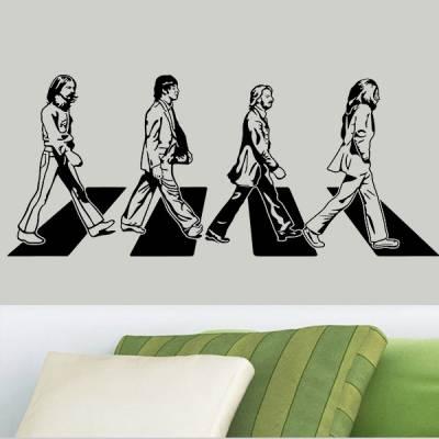 Adesivos de Parede The Beatles
