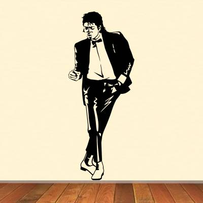 Adesivo de Parede Personalidades Michael Jackson
