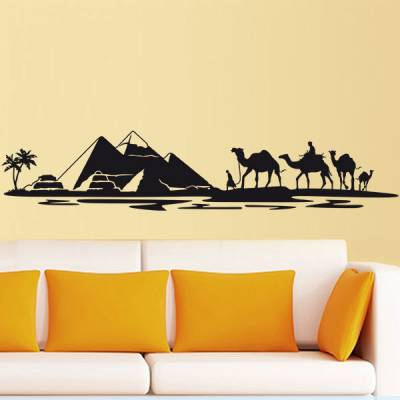 Adesivo de Parede Piramides do Egito