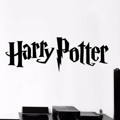 Adesivo De Parede Filmes Harry Potter 4