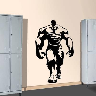 Adesivo De Parede O Incrível Hulk