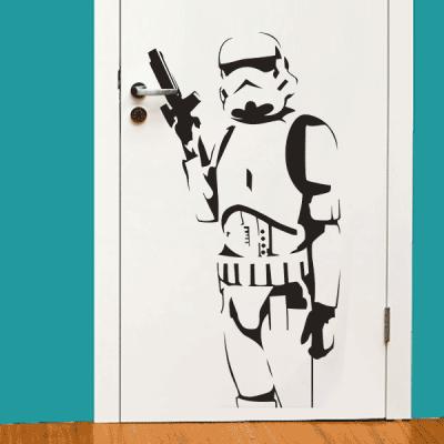 Adesivo de Parede Star Wars Stormtrooper