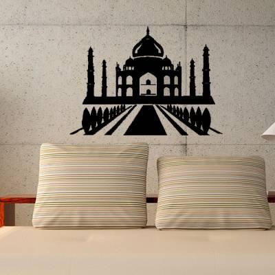 Adesivo De Parede Taj Mahal