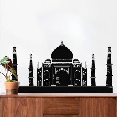 Adesivo De Parede Templo Sagrado Babilônia