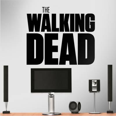 Adesivo de Parede The Walking Dead 05