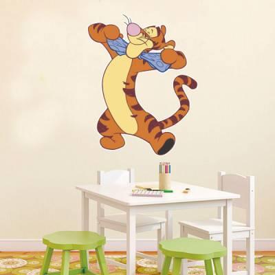 Adesivo de Parede Infantil Tigrão
