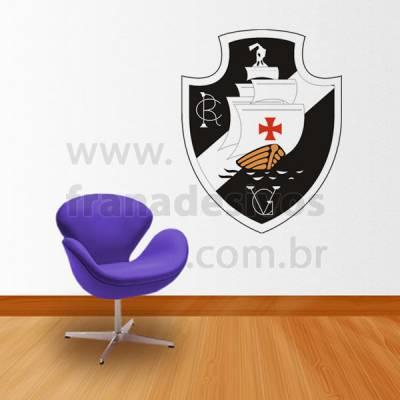 Adesivo Decorativo - Escudo do Vasco da Gama