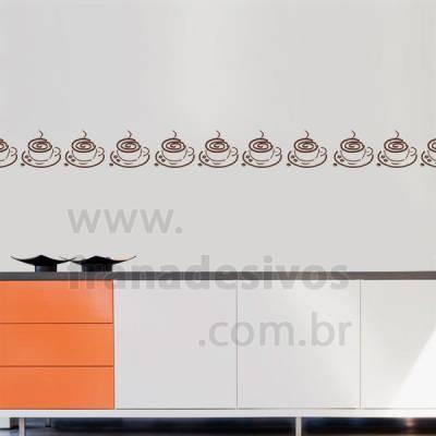 Adesivo Decorativo - Faixa Modelo 13