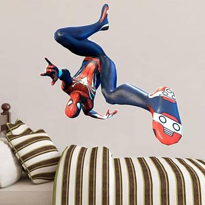 Adesivo de Parede Infantil Heróis O espetacular Homem Aranha