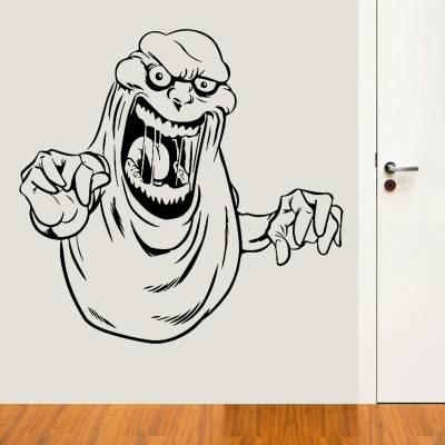 Adesivo De Parede Filmes Ghostbusters