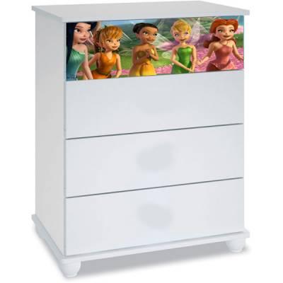 Adesivo decorativo para comoda Tinker Bell 3
