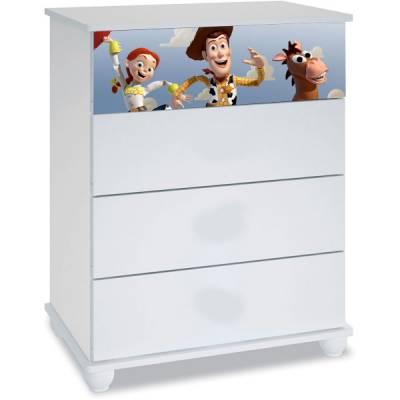 Adesivo decorativo para comoda Toy Story