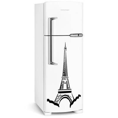 Adesivo de Geladeira Torre Eiffel - Paris - França