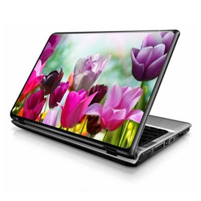 Adesivo Skin para Notebook Flor Tulipa