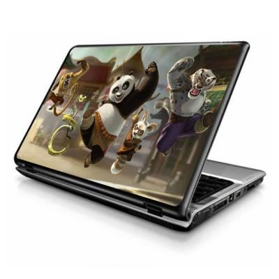 Adesivo Skin para Notebook Kung Fu Panda
