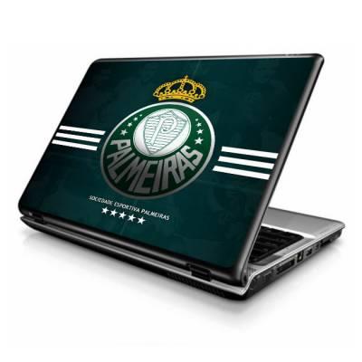 Adesivo Skin para Notebook Palmeiras 2