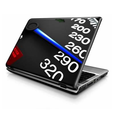 Adesivo Skin para Notebook Velocimetro