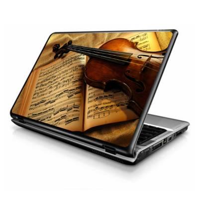 Adesivo Skin para Notebook Violino