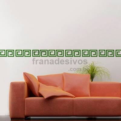 Adesivo Decorativo - Faixa Modelo 1