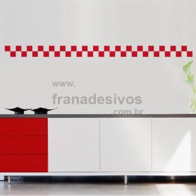 Adesivo Decorativo - Faixa Modelo 4