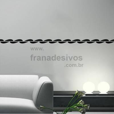 Adesivo Decorativo - Faixa Modelo 7