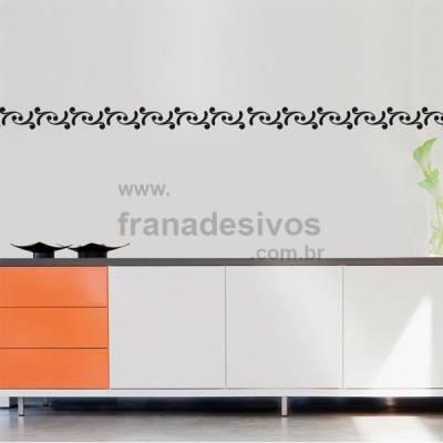 Adesivo Decorativo - Faixa Modelo 9