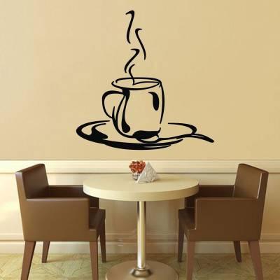 Adesivo De Parede Xícara De Café 02