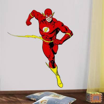 Adesivo de Parede Herói The Flash