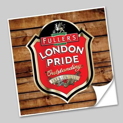 Azulejo Unitário Rótulo de Cerveja London Pride 240