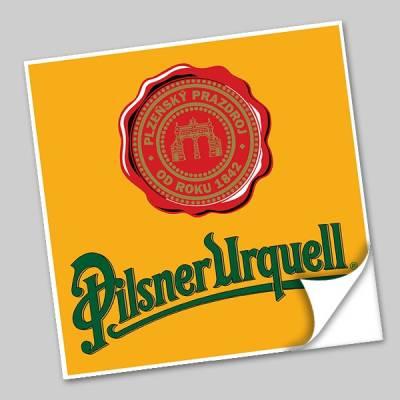 Azulejo Unitário Rótulo de Cerveja Pilsner Urquell 246