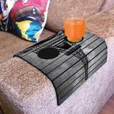Bandeja de sofá porta copos Torre Eiffel