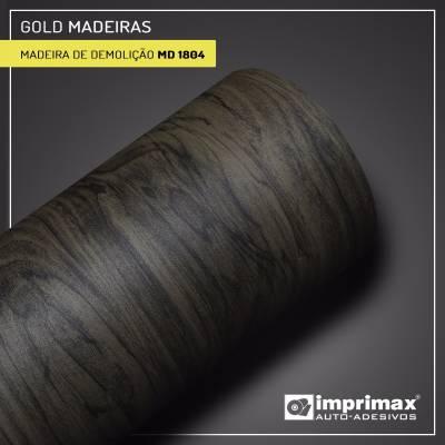 Adesivo Gold Madeira de Demolição MD1804
