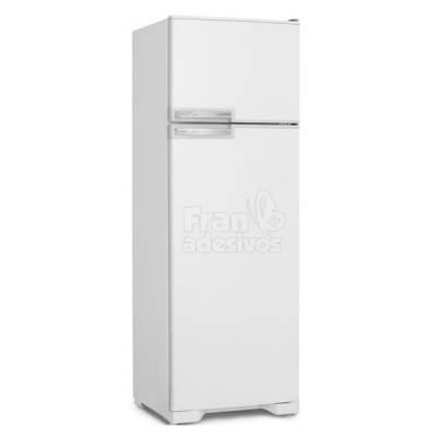 Adesivo para envelopamento de geladeira - Branco