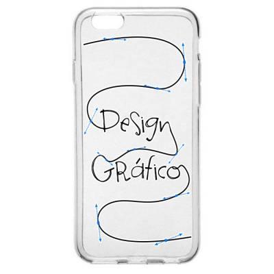 Capinha para Celular Designer Gráfico Masculino