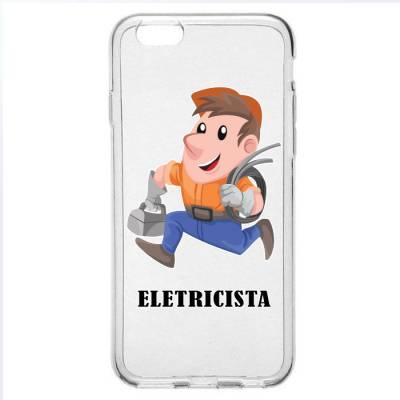 Capinha para Celular Eletricista