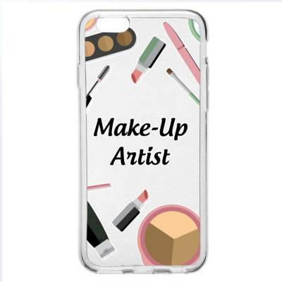 Capinha para Celular Make Up Artist