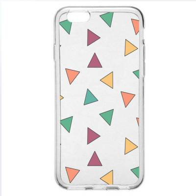 Capinha para Celular Triângulos Coloridos