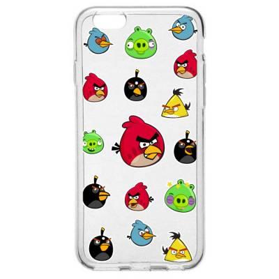 Capinha para Celular Angry Birds