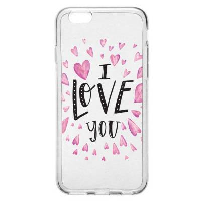 Capinha para Celular I Love You