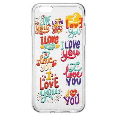 Capinha para Celular Love You