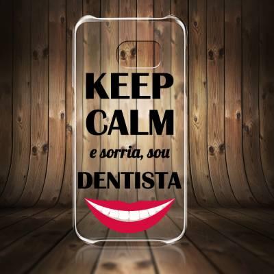 Capinha para Celular Profissão Odontologia 4