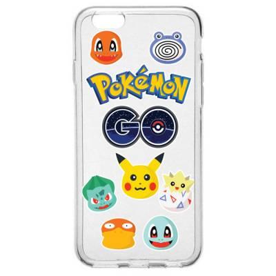 Capinha para Celular Pokemon Go