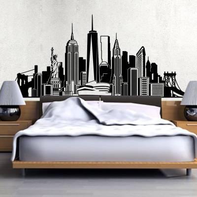 Adesivo de Parede New York