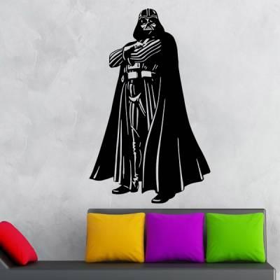Adesivo de Parede Star Wars Darth Vader