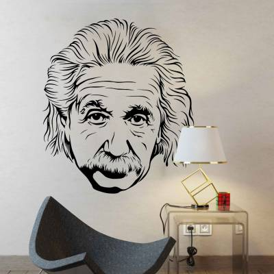 Adesivo de Parede Einstein