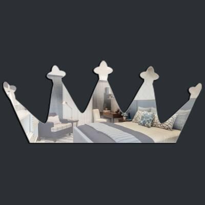 Espelho Decorativo Coroa Do Rei