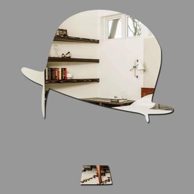 Espelho Decorativo Minimalista Chaplin