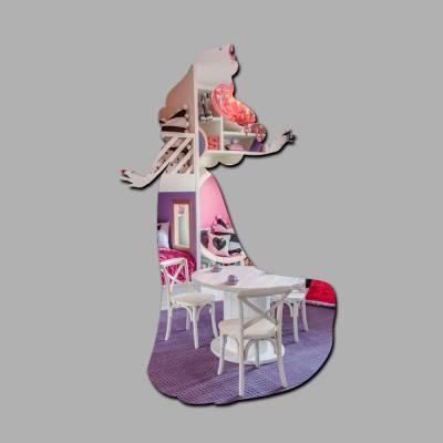 Espelho Decorativo Cinderela