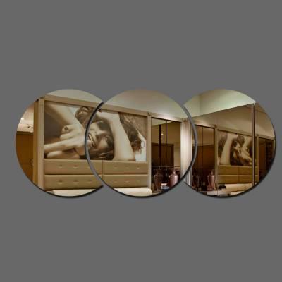 Espelho Decorativo Circulos
